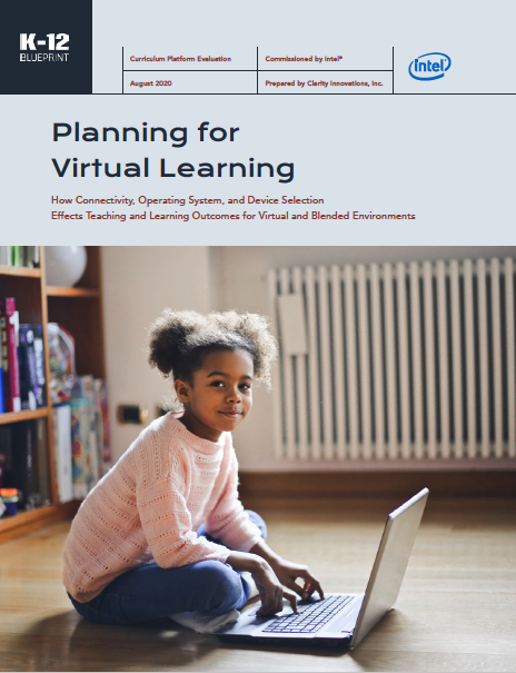 Planning for Virtual Learning white paper