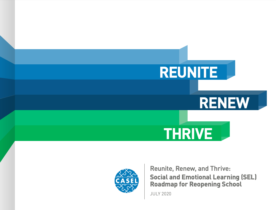 A Roadmap for Supporting Students and Adults through SEL Critical Practices