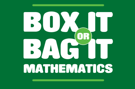 Box It or Bag It resources