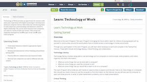 Technology at Work Curriculum