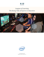 Leagues of Learning, The Rising Tide of Esports in Education