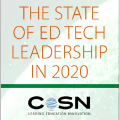 New State of EdTech Leadership 2020 Survey Report