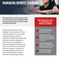 Cover of Managing Remote Learning PDF