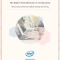 The Right Chromebook for K-12 Education Whitepaper