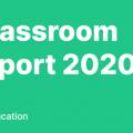 2020 GitHub Education Classroom Report